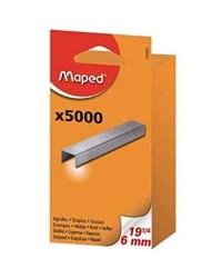 Maped boîte de 5000 agrafes 19 1/4 326602