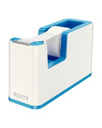 LEITZ Dévidoir de table WOW Duo Colour, équipé, bleu