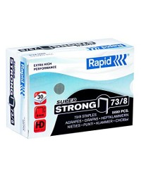 Rapid Agrafes Super Strong 73/8, galvanisé, 24890300