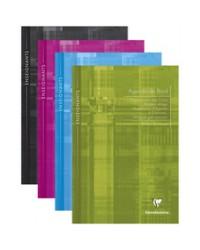 Clairefontaine Agenda de bord, A4 210 x 297 mm, 72 pages, non millésimé, 3069C