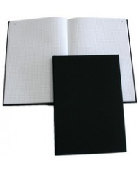 ELVE Registre standard, 310 x 210 mm, quadrillé 5x5