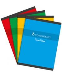 Conquerant Cahier TP Travaux pratiques, 17x22mm, 64 pages DESSIN + SEYES, 100100452