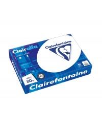 Clairefontaine Papier A4, Blanc, 80g, CLAIRALFA, CIE 171, Ramette de 500 feuilles, 1979EC