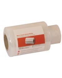 Smartboxpro Film étirable, 100 mm x 150m, Transparent, 243122240