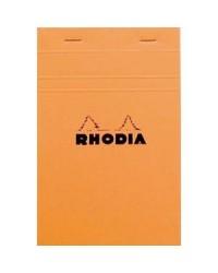 Rhodia bloc note N°16 A5 148x210 petits carreaux 5x5 16200