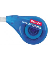 Tipp-Ex Souris, Roller correcteur, Blanc, Easy Correct, 4,2 mm x 12 m, 8290352