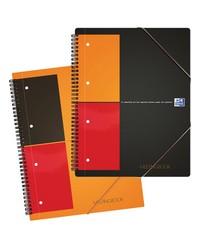 Oxford Cahier A4+, MeetingBook, Quadrillé 5x5, 160 pages petits carreaux, 100100362