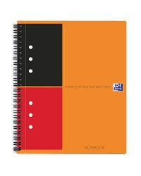 Oxford Cahier A5+, NOTEBOOK, Quadrillé 5x5, 160 pages petits carreaux, 100101849