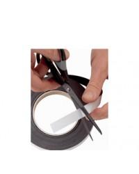 MAUL Ruban magnétique, 10 mm x 10 m, Mousse adhésives, épaisseur 1 mm, blanc, 6524102