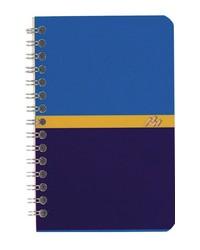 Conquerant Carnet à spirale, 90x140mm, Quadrillé 5x5, 100 pages petits carreaux, 100104900