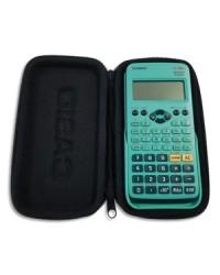 CASIO Bundle, Calculatrice scientifique, FX 92+, spéciale Collège, avec housse de protection, 439646