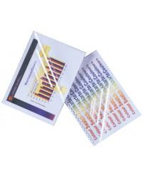 GBC Couverture de reliure HiClear, format A4, PVC, 0,20 mm, CE012080E