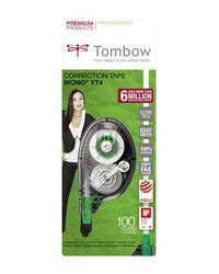 Tombow Roller de correction, MONO CT-YT4, 4.2mm x 10m