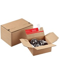 ColomPac Carton à fond automatique, A5, Fermeture autocollante, CP151.115, 30000315