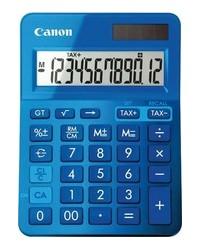 Canon Calculatrice de bureau, LS-123K-MBL, Bleu, 9490B001AA