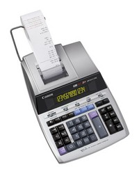 Canon Calculatrice imprimante de bureau, MP1411-LTSC, écran bicolore, MP-1411LTSC