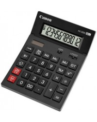 Canon Calculatrice de bureau, AS-2200, Solaire Pile, 805