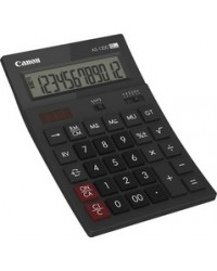 Canon Calculatrice de bureau, AS-1200, Alimentation solaire, 4599B001AB