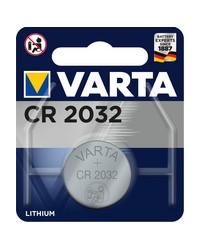 VARTA Pile bouton au lithium, CR2032, Professional Electronics, 06032 101 401