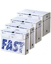 FAST Boîte a archives, 200 mm, carton, 100725891