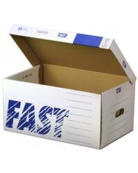 FAST Conteneur standard, Couvercle rabattable, Archives, 100725895