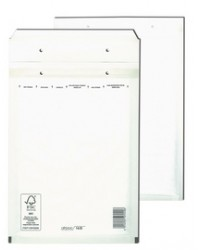 MAILmedia Pochette à bulle d'air, type 14D, 14 g, blanc, Paquet de 100, 30001276