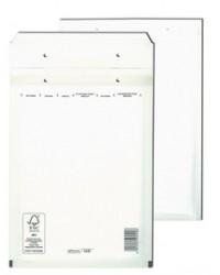 MAILmedia Pochette à bulle d'air, type 18H, 27 g, blanc, Paquet de 100, 30001280