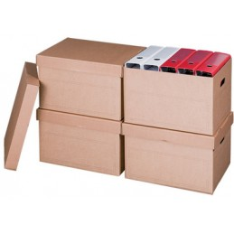 SmartBoxPro, Conteneur, Carton de transport, Couvercle, Poignées, 227100310