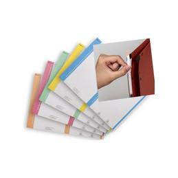 ELBA l'oblique, Étiquettes pour dossiers suspendus, Nr. 8, Armoire, 100330201