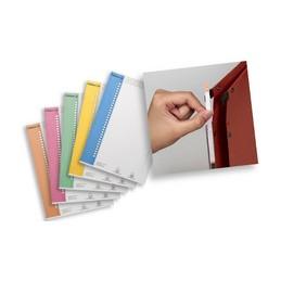 ELBA l'oblique, Étiquettes pour dossiers suspendus, Nr. 9, Armoire, AZ, 100330207