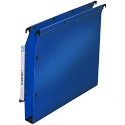 Elba Dossiers suspendus, Armoire, Fond 50mm, Plastique polypro, Bleu, 100330581