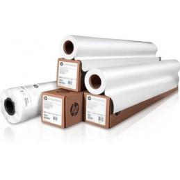 HP Bobine de papier surfacé, Traceur A0, 130g, 914 mm x 30,5 m, DESIGN JET 500, C6030C