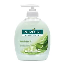 PALMOLIVE Savon liquide, Hygiene Plus Sensitive, Flacon pompe, 300 ml, 150290