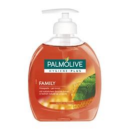 PALMOLIVE Savon liquide, Hygiene Plus Family, Flacon pompe, 300 ml, 886270