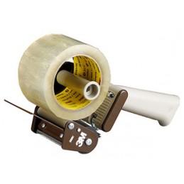 3M Dévidoir à main pour Ruban adhésif d'emballage jusqu'à 75mm, H-153, 78811409644