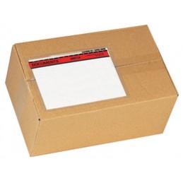 GPV Pochettes porte-documents, 162 x 229 mm, Auto adhésives, 9878