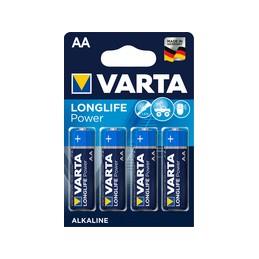 Varta, Piles alcaline, High Energy, Mignon AA, LR6, 1.5V, 04906 121 414
