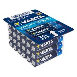Varta, Piles alcaline, LONGLIFE Power, BIG BOX, Micro AAA, LR03, 04903 301 124