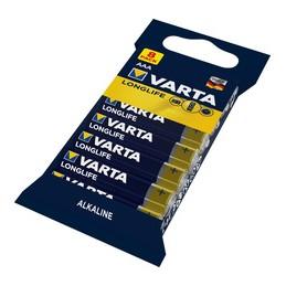 Varta, Piles alcaline, Longlife, Micro AAA, LR03, 04103 101 328