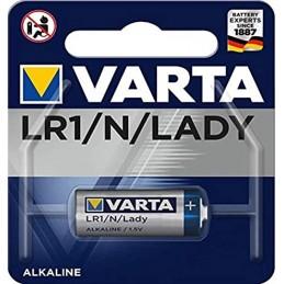 Varta, Pile alcaline, Electronics, Lady LR1, 04001 101 401