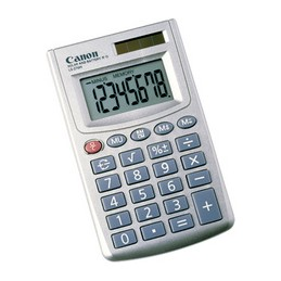 Canon, Calculatrice de poche, LS-270 H, Alimentation solaire, 5932A016AA