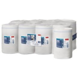 Tork, Papier d'essuyage, Dévidage central, Multi-usages, 1 pli, 120 m, Blanc, 100130