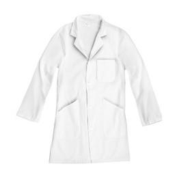 Wonday, Blouse blanche, 240 g, Taille XS, Physique Chimie, Scolaire, SEP400021