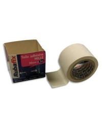 Rubafix Toile adhésive, Plastifiée, 38mm x 3m, Blanc, 572100