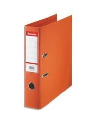 Esselte Classeur à levier, Standard, Dos 75mm, Orange, 320240