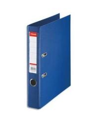 Esselte Classeur à levier, Standard, Dos 50mm, Bleu, 320810