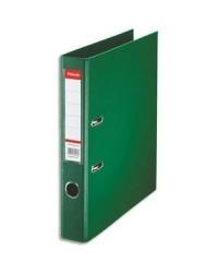 Esselte Classeur à levier, Standard, Dos 50mm, Vert, 320830
