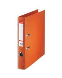 Esselte Classeur à levier, Standard, Dos 50mm, Orange, 320840