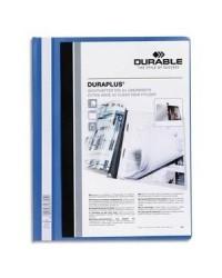 Durable chemise de présentation DURAPLUS A4 BLEU -2579-06