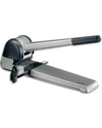Leitz perforateur 2 trous super punch gris 51820184